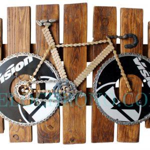 bike gift, cycling, cycling gift, cyclisme, eco-cadeau, ecofriendly gift, CORIMA, SWORKS, SRAM, tableau decorative, velo cadeau, velo design, velo panneau, velo tableau