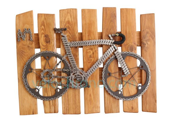 velo tableau, velo panneau, CAMPAGNOLO, velo design, cyclisme, velo cadeau, eco-cadeau, bike gift, cycling, ecofriendly gift, cycling gift, tableau decorative