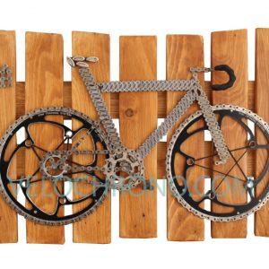 velo tableau, velo panneau, srm training system, velo design, cyclisme, velo cadeau, eco-cadeau, bike gift, cycling, ecofriendly gift, cycling gift, tableau decorative