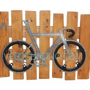 velo tableau, velo panneau, CAMPAGNOLO, velo design, cyclisme, velo cadeau, eco-cadeau, bike gift, cycling, ecofriendly gift, cycling gift, tableau decorative