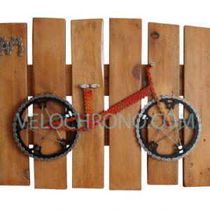 velo tableau, velo panneau, draisienne, velo design, cyclisme, velo cadeau, eco-cadeau, bike gift, cycling, ecofriendly gift, cycling gift, tableau decorative